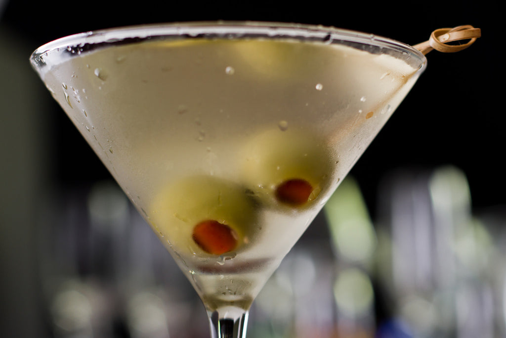 Tapatio Dirty Martini