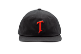 "Tapatio ""T"" Hat in Black"