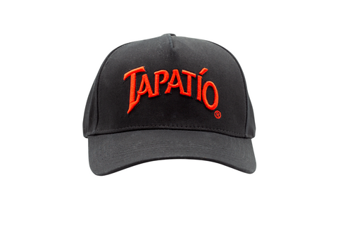 Tapatio Logo Hat in Black