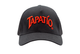 Tapatio Logo Hat in Mesh Black