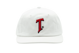 "Tapatio ""T"" Hat in White"