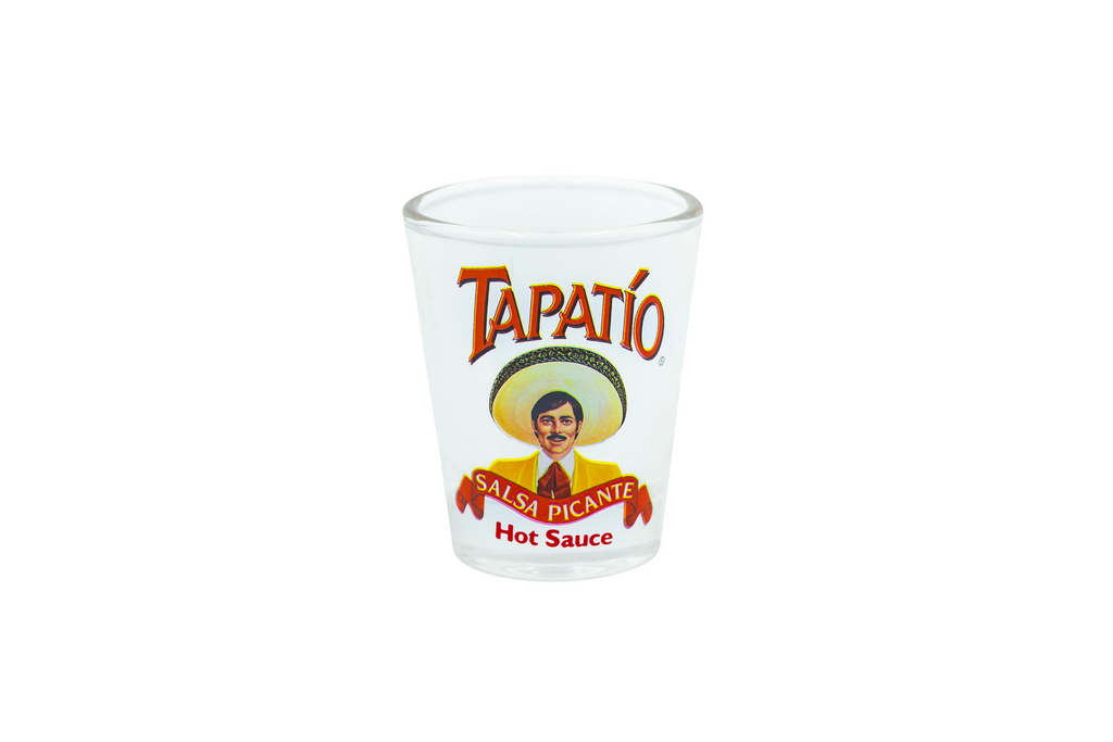 Tapatio Shot Glass