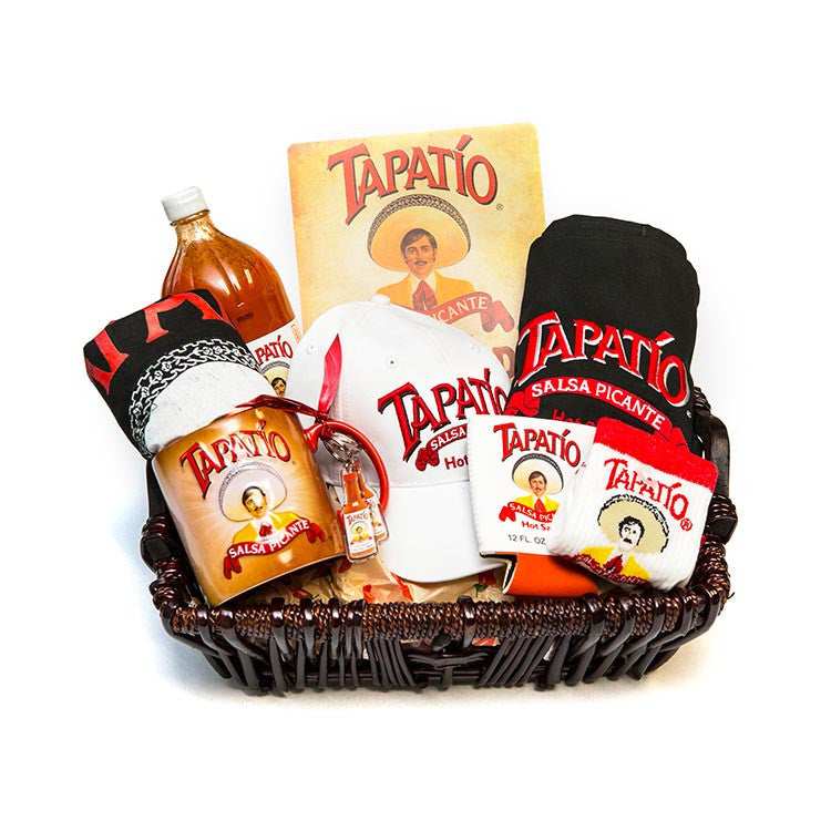 *Tapatio Basket*  sc 1 st  Tapatío Hot Sauce | Es una salsa...Muy salsa & Tapatío Hot Sauce | Es una salsa...Muy salsa