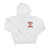 *Tapatio Logo Hoodie in White*