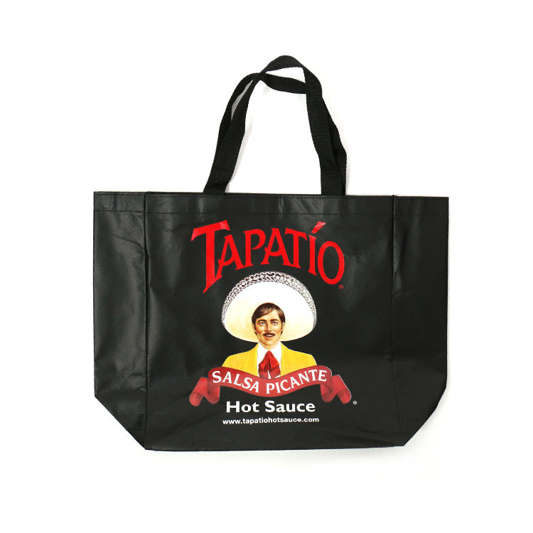 Vinyl Tapatío Reusable Bag