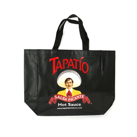 *Vinyl Tapatío Reusable Bag*