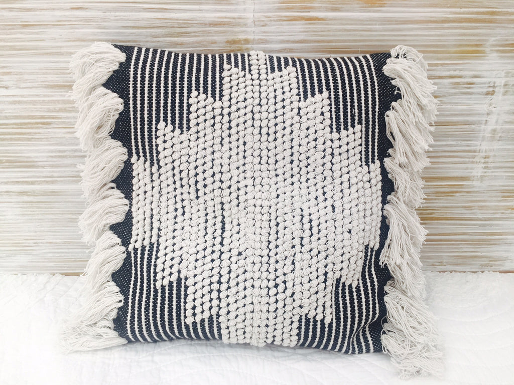 Black Sand Cushion