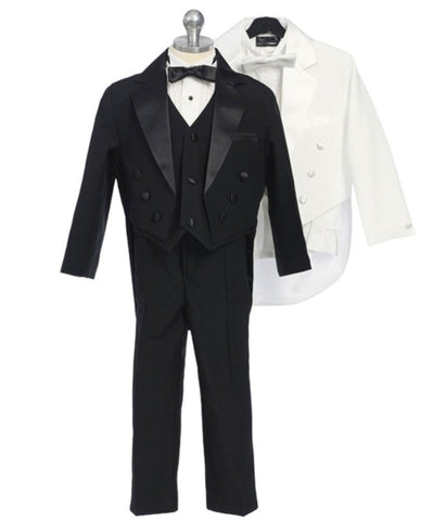 James Bond Tails Tuxedo Suit Set