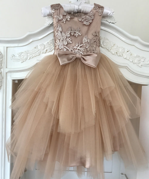Rose Danube Dress