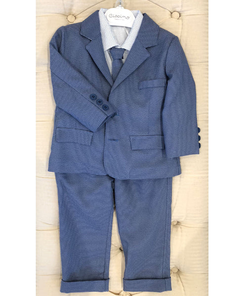Ciccino - Theodore Suit- LAST ONE SALE!