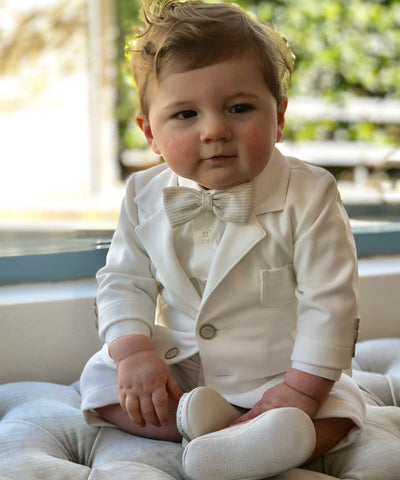 BOYS CHRISTENING OUTFITS & GOWNS