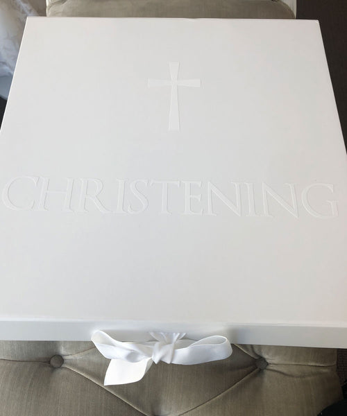 Classic Christening Box Set