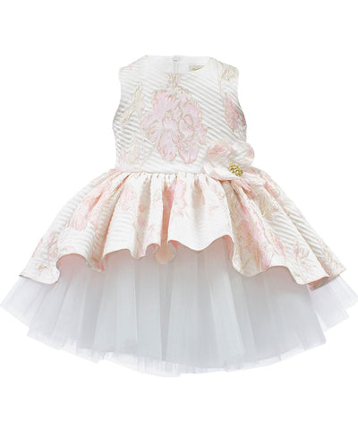 David Charles Allegra Baby Dress