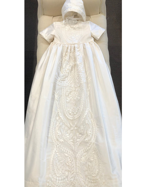 'Emperor Maximus' Couture Boys Heirloom Gown