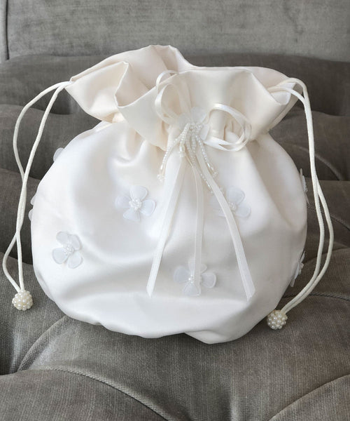 Flower Petal Dolly Bag