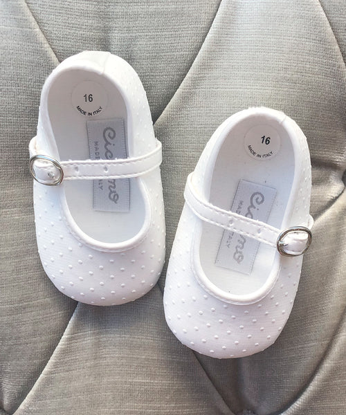 Ciccino Mini Dot Baby Shoes
