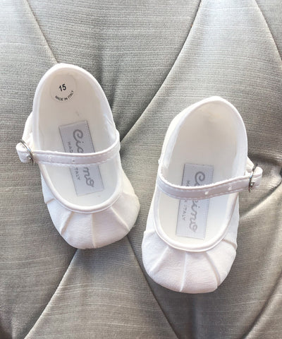 Ciccino Pintuck Baby Shoes