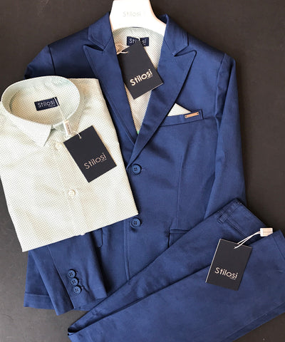Stilosi Slim Fit Boys Separates - Dante