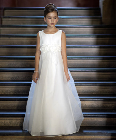 Macfarlane London for Stellina 'Pearl Castille' Gown