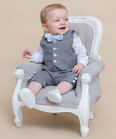 Baby & Toddler Houndstooth Suit Separates