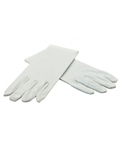 Classic Matte Satin Gloves