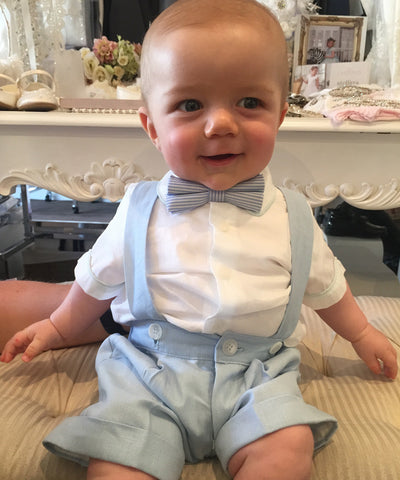 Gorgeous Baby Boy Christening Outfits