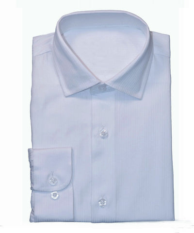 Isaac Mizrahi- Classic Slim Fit Dress Shirt