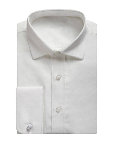 Isaac Mizrahi- French Cuff Slim Fit Shirt