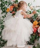 Princess Hi-Low Tulle Dress