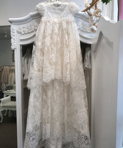 'Sweet Aria' Christening Gown