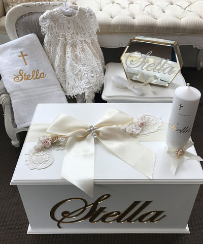 Stella Baptismal Set - Stellina Exclusive