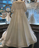 'Silk Royale' Boys Heirloom Gown