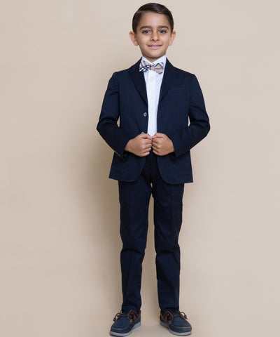 Stilosi Slim Fit Boys Separates - Navy Blazer