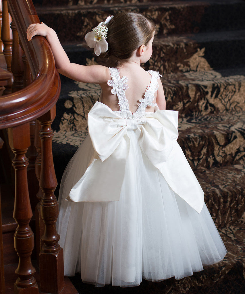 Flower girl dresses australia flower girl dresses sydney stellina angel dance gown izmirmasajfo