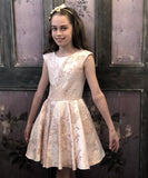 David Charles Arabella Pink Dress- LAST ONE SALE!