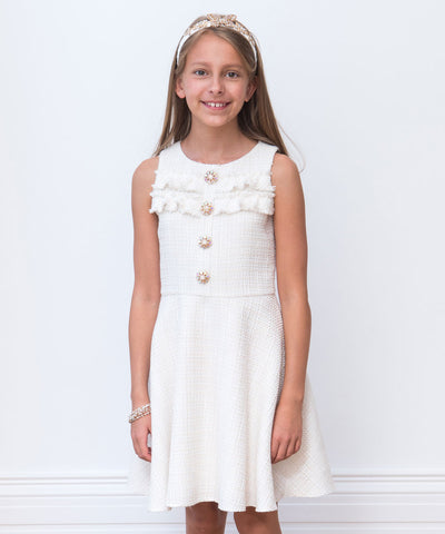 David Charles Crystal Dress - LAST ONE SALE!