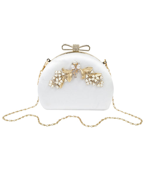 David Charles Jewelled Clutch