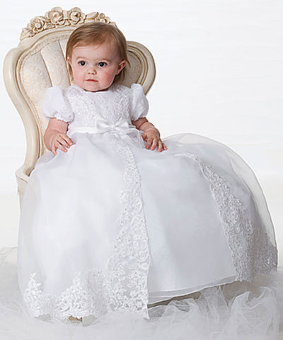 'Emily' Christening Gown Set