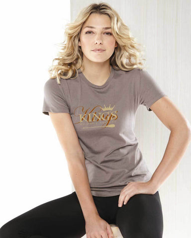 King's Tee-Shirt - WOMEN