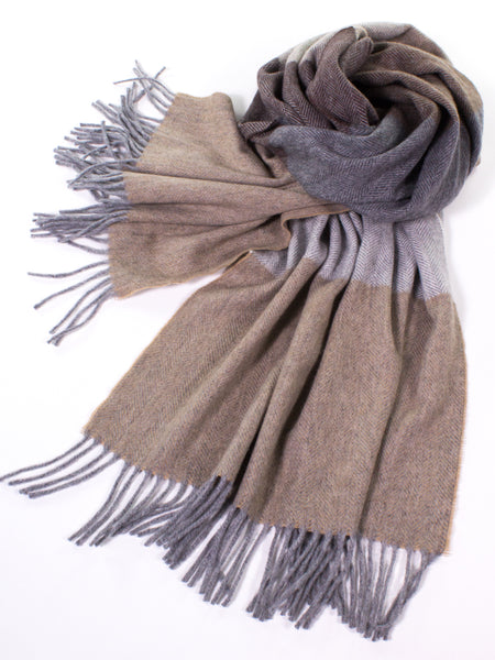 Cashmere Blend Oversized  Scarf