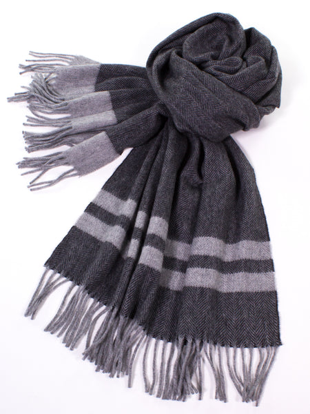 Oversized Cashmere Blend Scarf