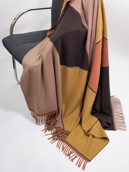 Cashmere Stitched Patchwork