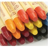 Single Wax Coloring Sticks