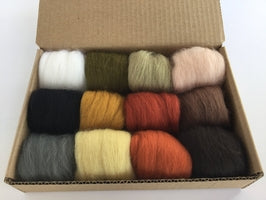 Pre-Packaged Wool Sets