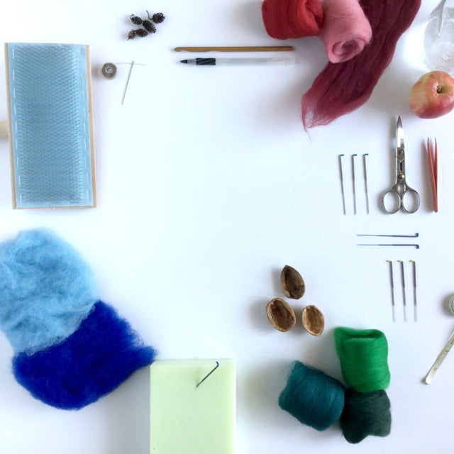 Handwork Tools for Felting, Knitting, Crochet, Spinning, Carding and much more!