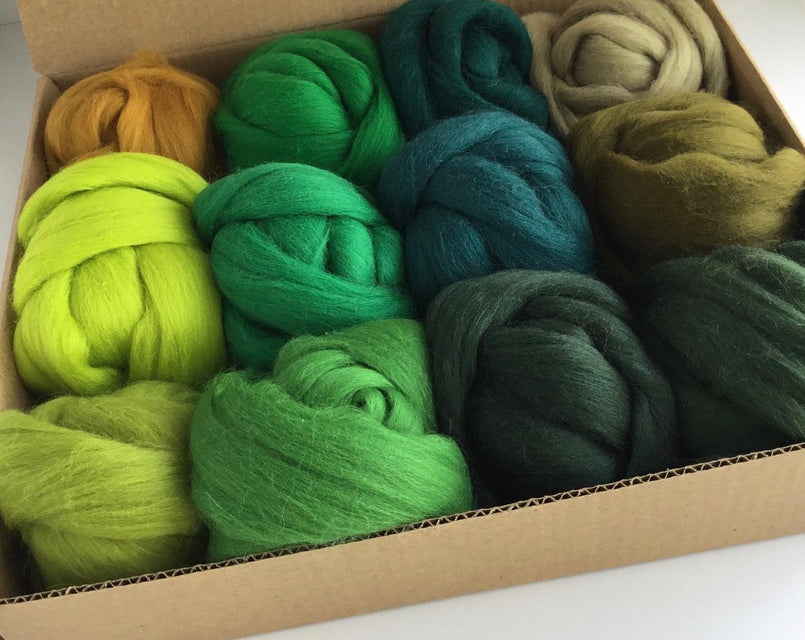 Pre Packaged Wool Sets