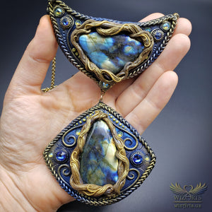 *Connection* - A Unique and Magical Statement Necklace - wizArts