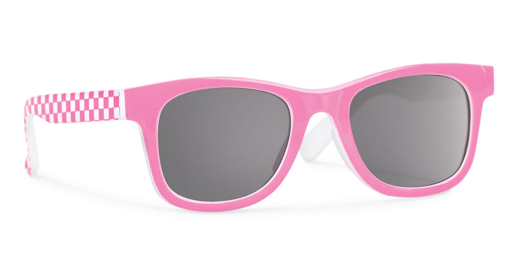 FORECAST LAUGH - NEON PINK / GREY FJ-LGPCGYNP