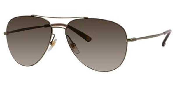 GUCCI MMM - AVIATOR - SHINY OLIVE / BROWN GRADIENT GG2245/S-0H90HA