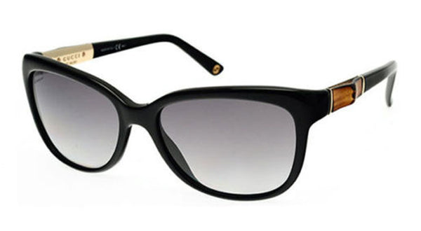 GUCCI BLACK / GRAY GRADIENT GG3672-04UAVK-55